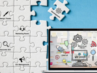 Building An Enterprise Website